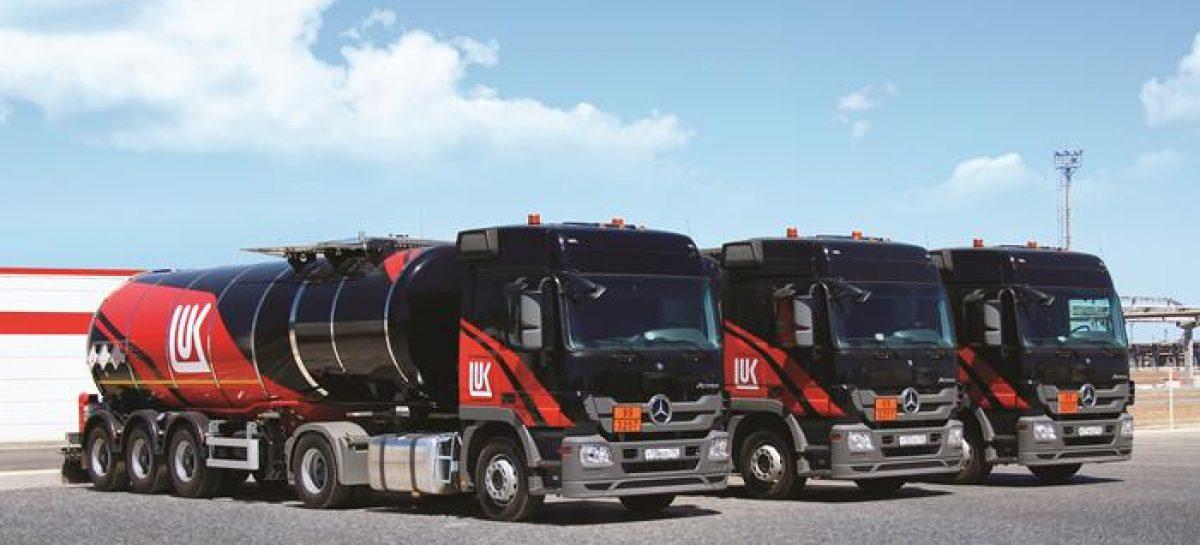 ЛУКОЙЛ начал поставлять битумные материалы для ремонта и строительства федеральных трасс