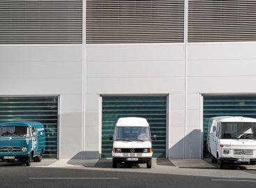25 лет успеха: Mercedes Sprinter отмечает юбилей