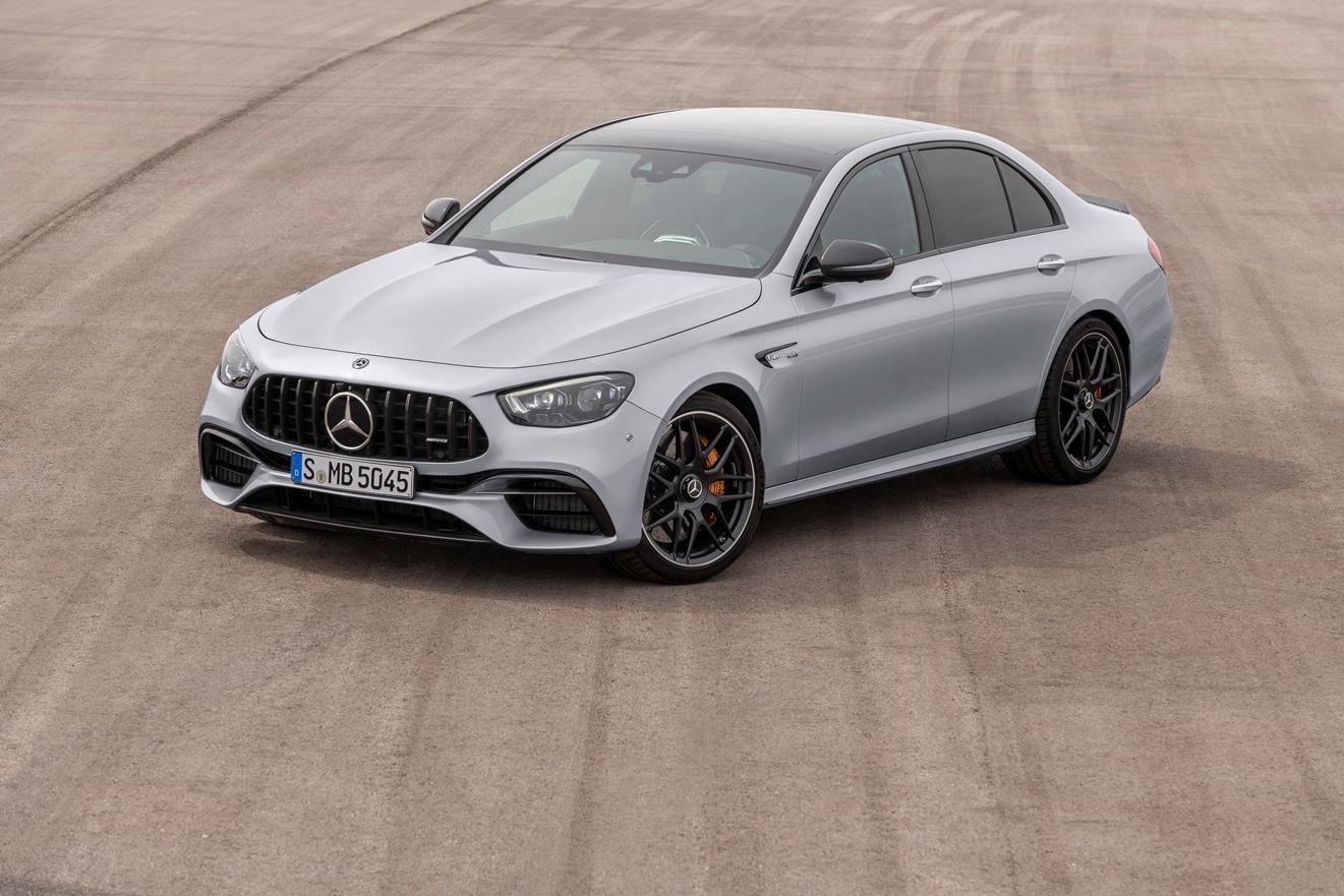 Mercedes-AMG E 63 4MATIC+