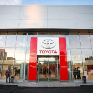 Безопасность прежде всего: Toyota возвращается к работе в новых условиях