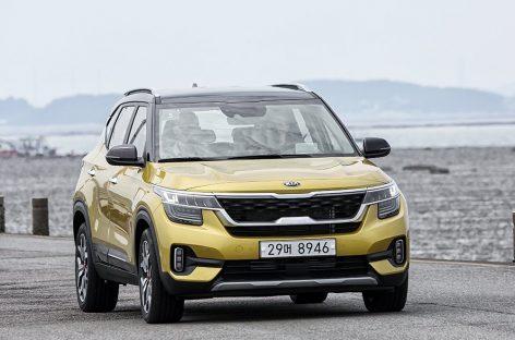 Продажи Kia Seltos в России временно прекращены