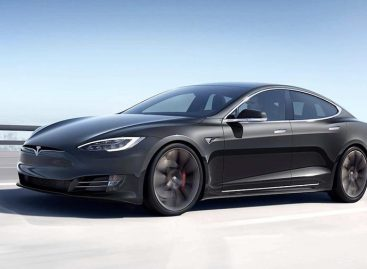 Tesla выпустила электромобиль с запасом хода более 640 км