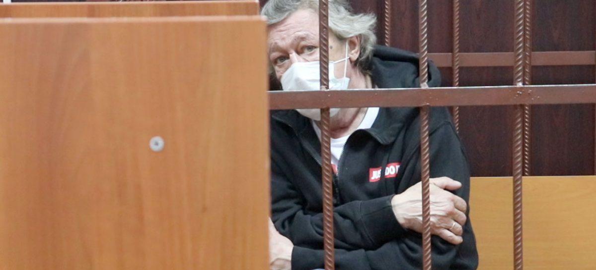 Прокурор потребовал забрать дело Ефремова из окружного УВД