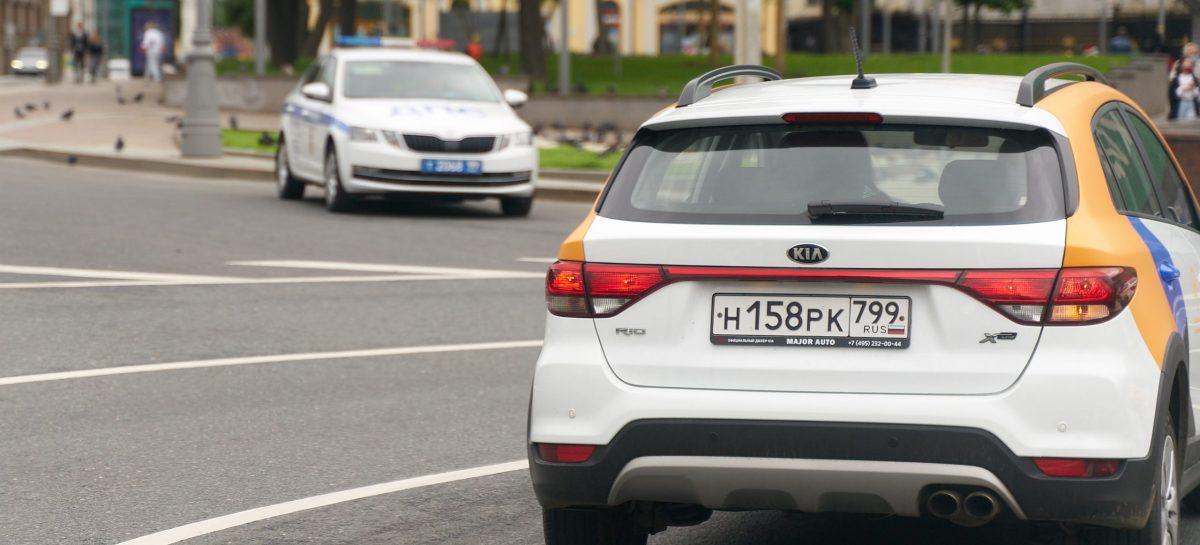 Ликсутов предложил агрегаторам такси обеспечить водителей масками и антисептиками