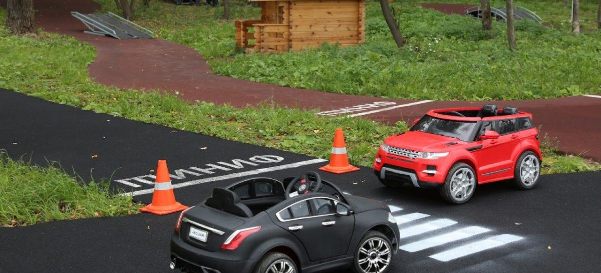 Jaguar Land Rover представляет программу безопасности дорожного движения для детей и подростков