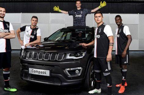 Jeep и футбольный клуб «Ювентус» возобновляют сотрудничество