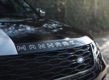 Land Rover Range Rover Velar SVAutobiography Dynamic от Manhart с начинкой в 600 л.с.