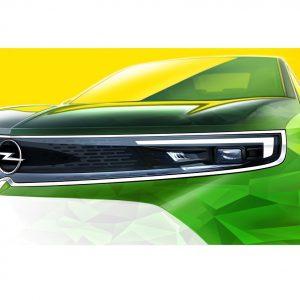 Выразительный стиль: новое поколение Mokka. Новый «взгляд» Opel