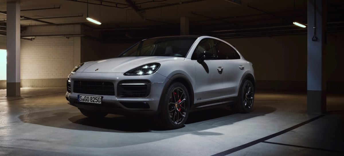 Спортивные и элегантные: новые модели Porsche Cayenne GTS и Cayenne GTS Coupe