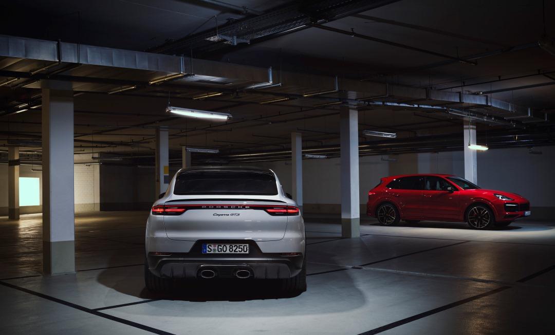 Porsche Cayenne GTS и Cayenne GTS Coupe
