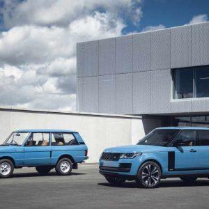 На рынок выходит Range Rover Fifty - специальная версия внедорожника в честь 50-летия Range Rover