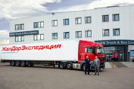 Супер Комфорт: подписан один из крупнейших сервисных контрактов MAN в России
