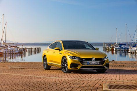 Volkswagen начинает продажи Arteon в России