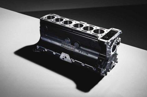 Jaguar Classic возобновляет производство блоков цилиндров для двигателей ХК объемом 3,8 литра