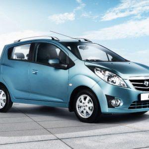 В Россию вернулись Chevrolet Spark, Nexia и Cobalt