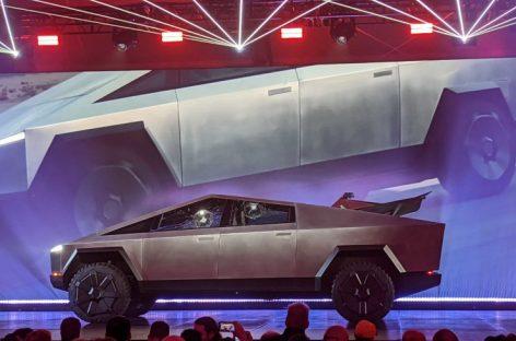 На покупку Tesla Cybertruck подано уже более 650 000 заявок