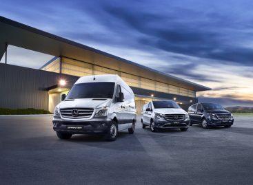 Mercedes выбрал лучших дилеров малотоннажных автомобилей в России за 2019 год