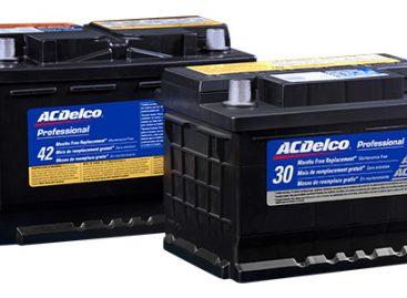ACDelсo представляет на российском рынке новые аккумуляторные батареи