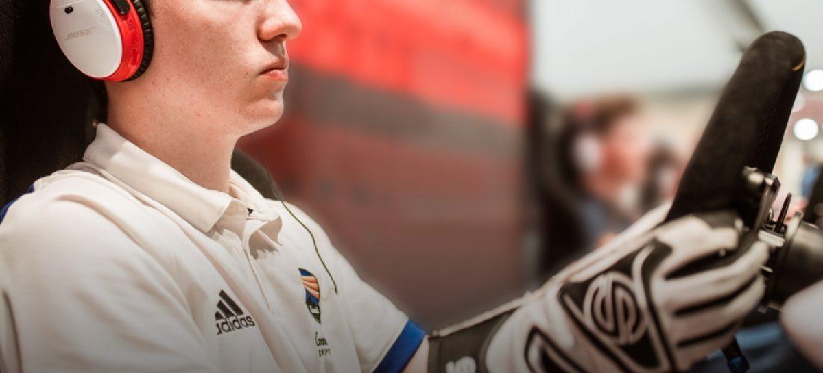 Джошуа Роджерс рассказал о своем переходе от реальных соревнований к виртуальным