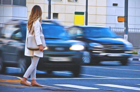 Наиболее опасными для пешеходов признаны кроссоверы