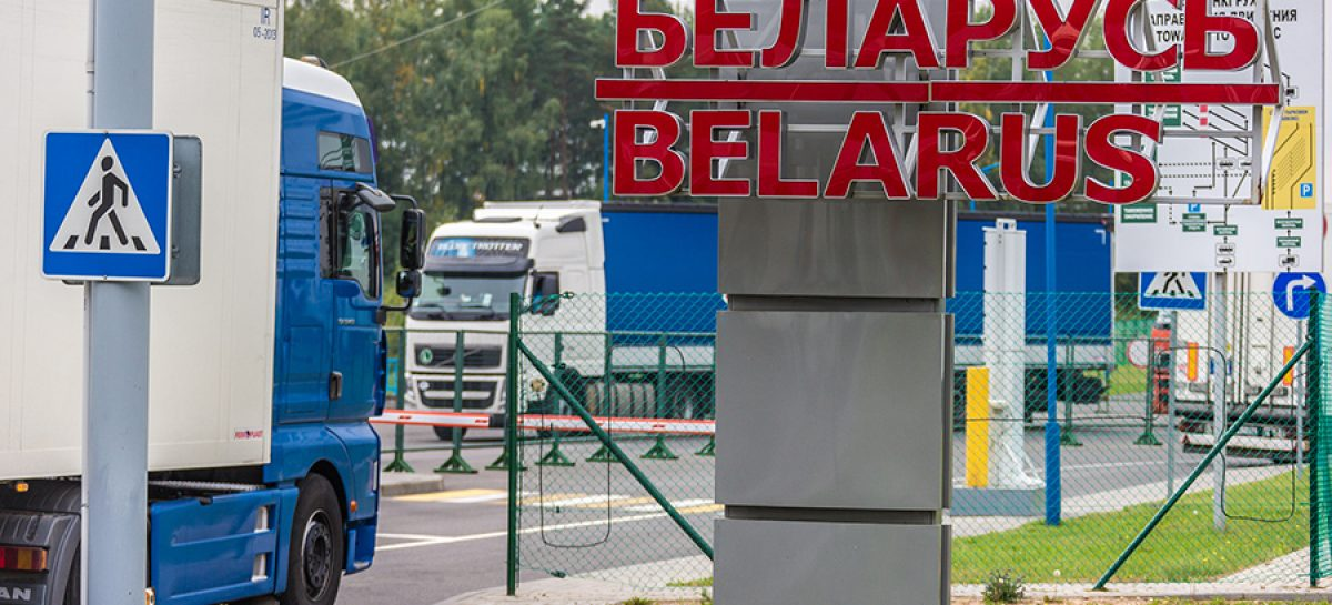 Калининградские автоперевозчики недовольны жесткими мерами при транзите через Беларусь