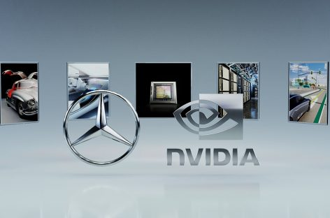 Mercedes и NVIDIA объединили усилия для разработки передового автомобильного компьютера