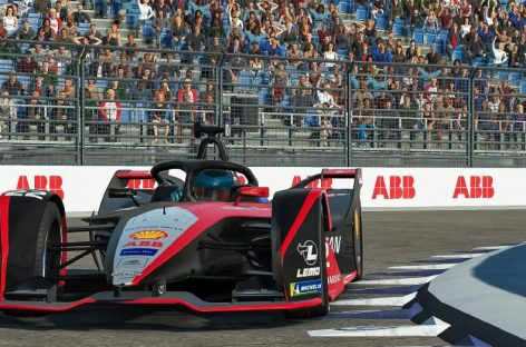 Команда Nissan e.dams одержала победу в финальном раунде чемпионата ABB Formula E Race at Home Challenge