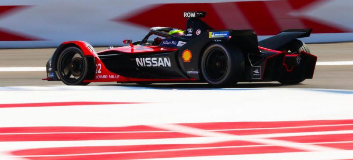 Nissan e.dams примет участие в чемпионате Формулы Е 2021 года