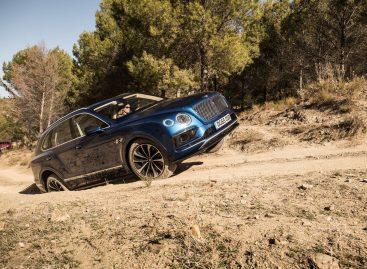 Bentley Bentayga – непревзойденная роскошь и высокая проходимость внедорожника