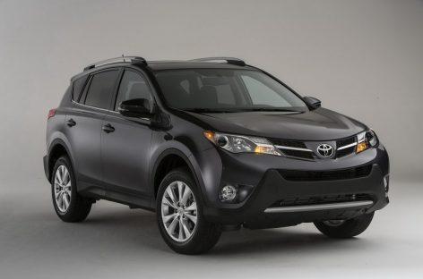 Toyota RAV4: рост продаж в условиях кризиса