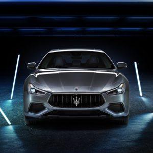 Новый Ghibli Hybrid: первый электрифицированный автомобиль в истории Maserati