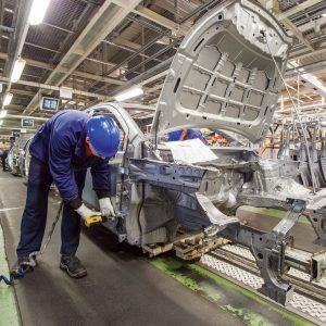 На заводе Suzuki в Венгрии произведен 3,5-миллионный автомобиль