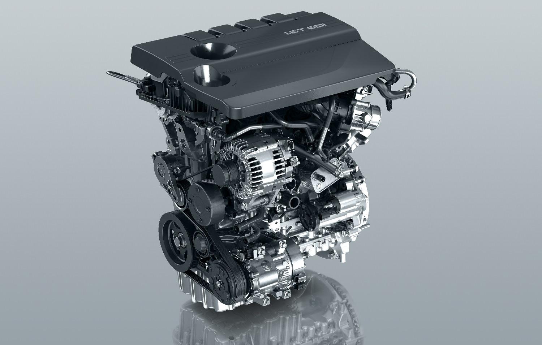 двигатель ACTECO 1.6TGDI