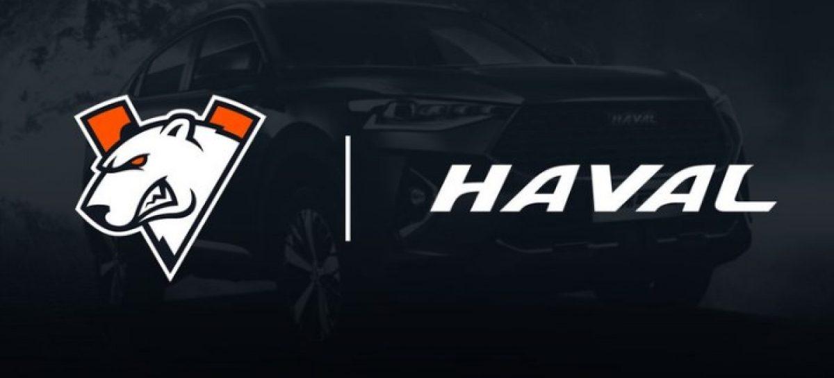 Haval делает первый шаг в Dota 2