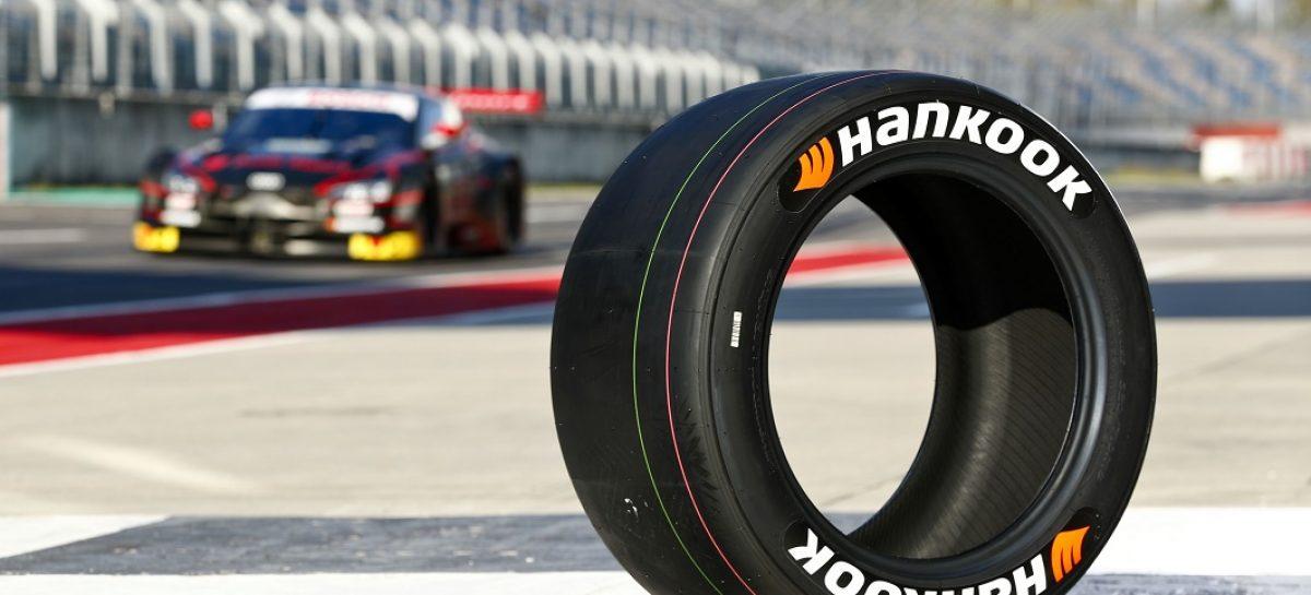 Hankook специально для гонок Formula E разработает высокотехнологичные шины