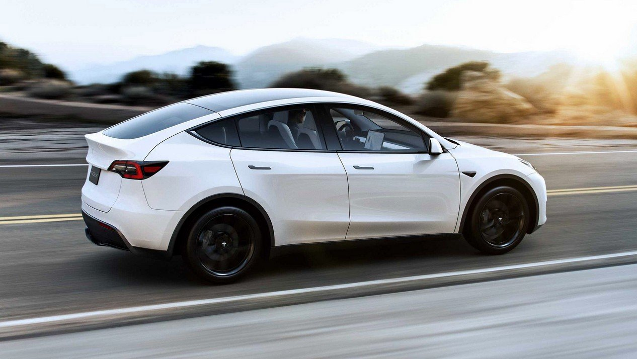 Tesla Model Y Perfomance