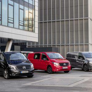 Обновленный Mercedes-Benz Vito выходит на российский рынок