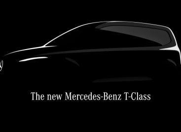 Новый Mercedes-Benz T-Класс: компактный городской малотоннажный автомобиль для семьи, любителей активного отдыха и работы