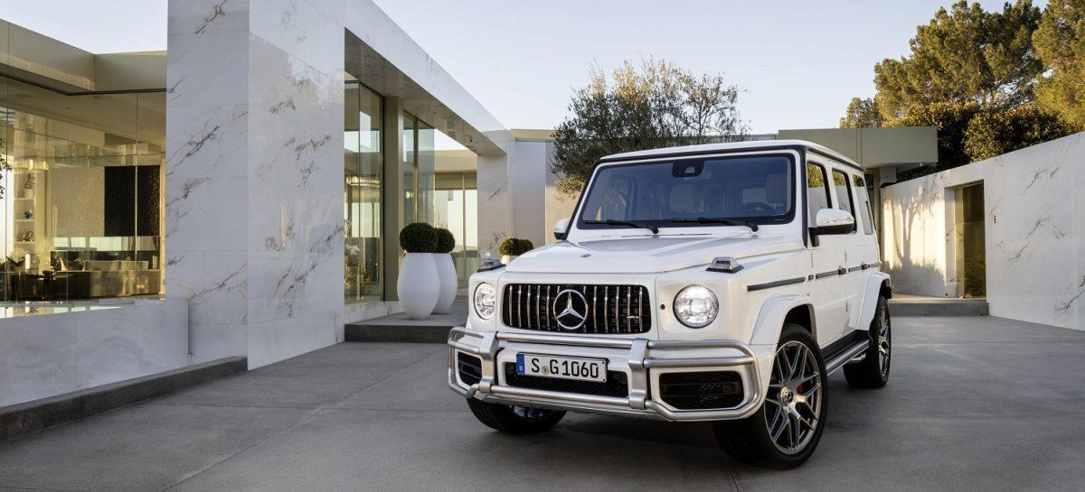 Mercedes-Benz и Вирджил Абло: современный взгляд на роскошь