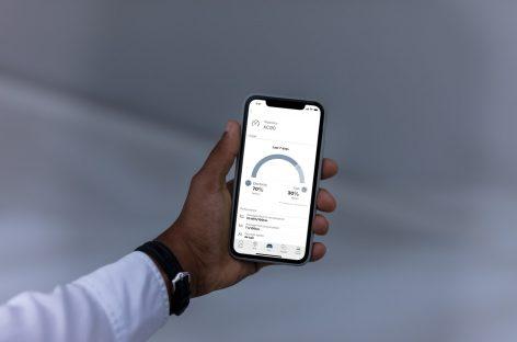 Volvo представляет новые функции приложения Volvo on Call
