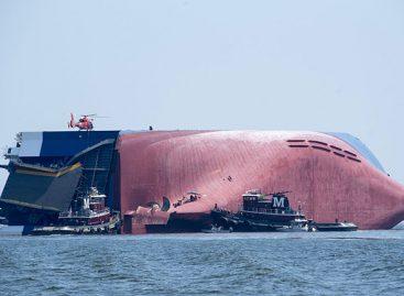 4200 автомобилей Hyundai и Kia затопят вместе с кораблём