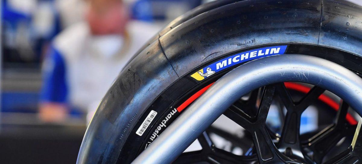 Michelin помогает побеждать