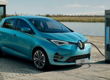 В Германии машина Renault Zoe стала «почти бесплатной» из-за субсидий на электромобили