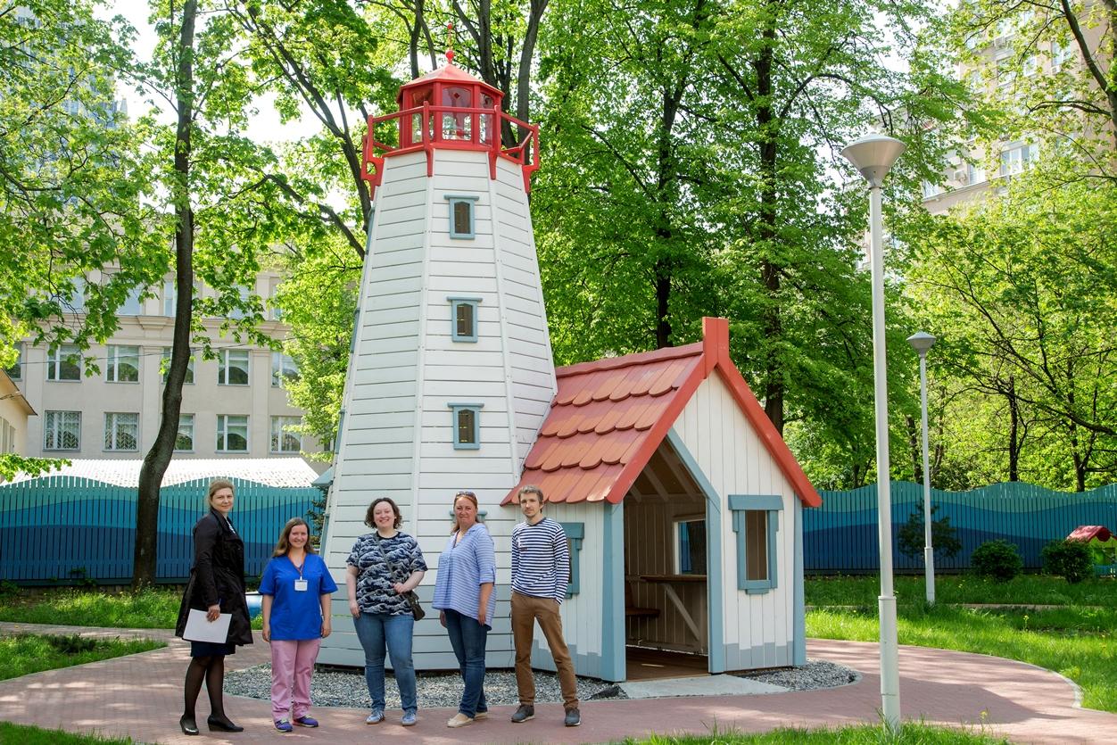 хоспис Дом с маяком