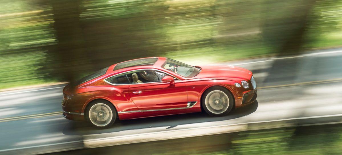 Bentley Continental GT  и Continental GT Convertible получили новые опции и оригинальные цвета кузова