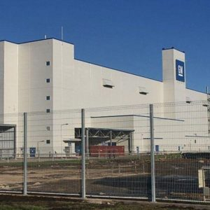 Hyundai купит завод General Motors в Шушарах
