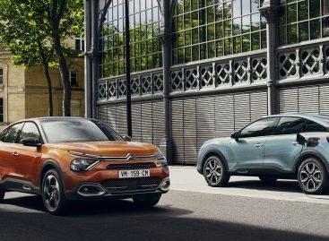 Citroën представляет новые C4 и ë-C4 – 100% Ëlectric: революция в сегменте кросс-хэтчбеков