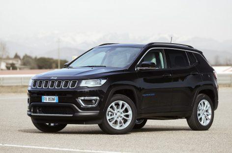 Модели Renegade 4xe и Compass 4xe: марка Jeep представляет гибридные автомобили с возможностью зарядки от сети