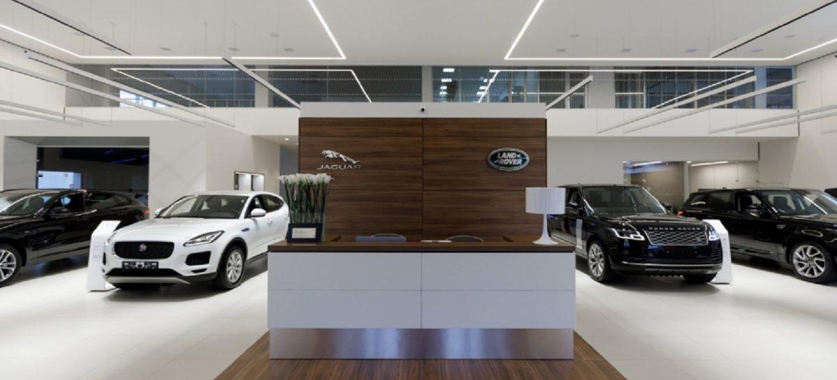 В Ставрополе открыт дилерский центр Jaguar Land Rover Гермес