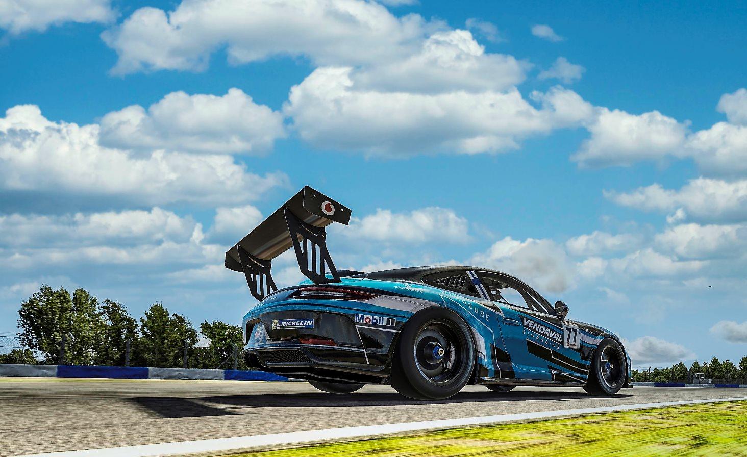 суперкубок Porsche TAG Heuer Esports